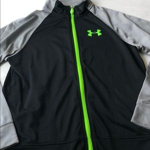 Under Armour Youth Zip up